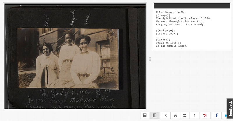 Help the Smithsonian transcribe historical documents
